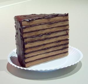 """Piece of cake""?!?"